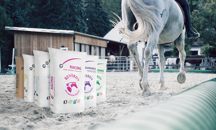 Reverdy feed products range